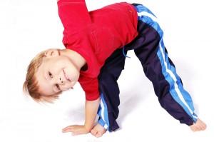 физическое развитие трехлетних детей