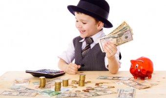 Дети и деньги – учим ребенка распоряжаться карманными средствами