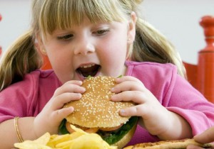 Ожирение у детей диета