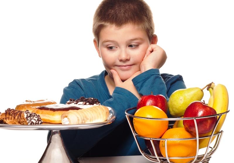 Ожирение у детей причины