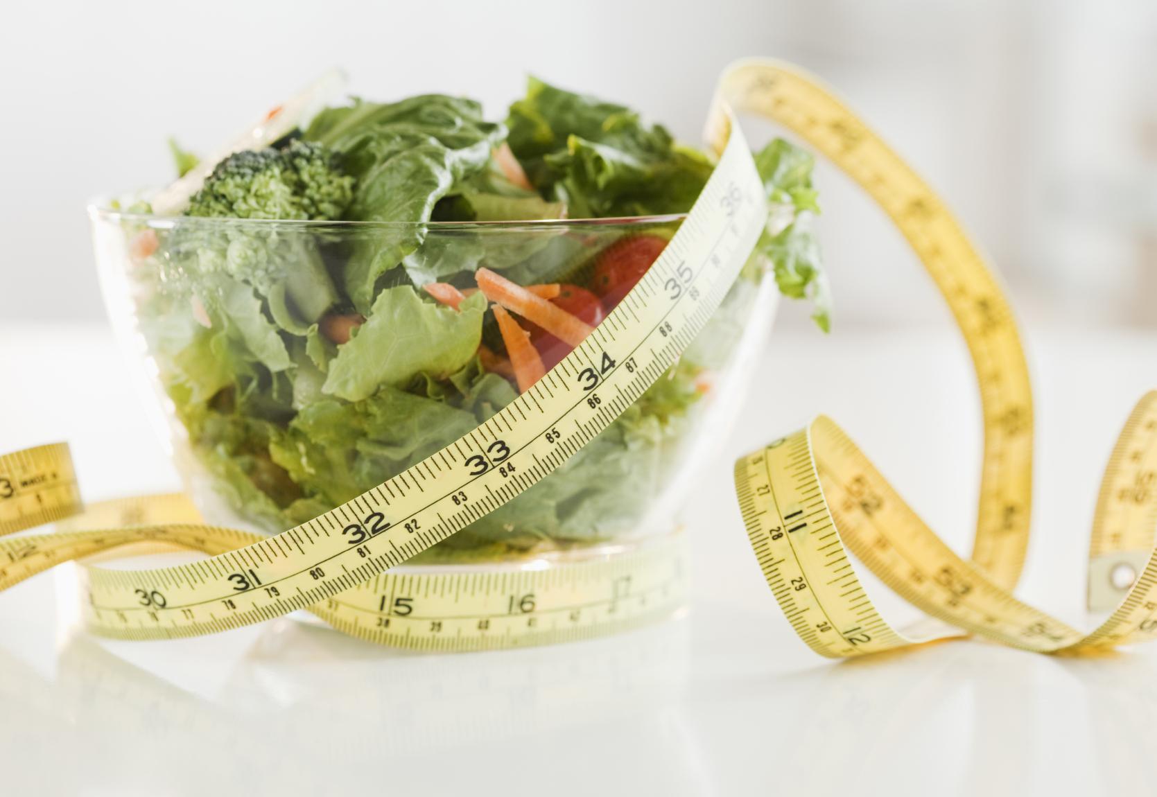 рацион питания для похудения женщинам