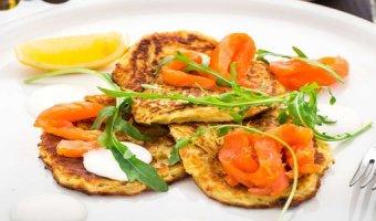 Диетические драники – 3 рецепта для правильного питания