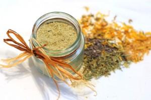 Травяной шампунь