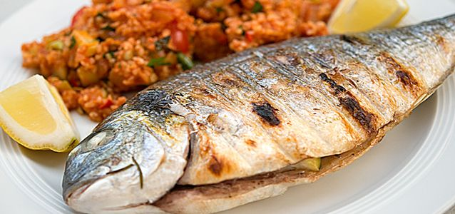 дорадо рыба