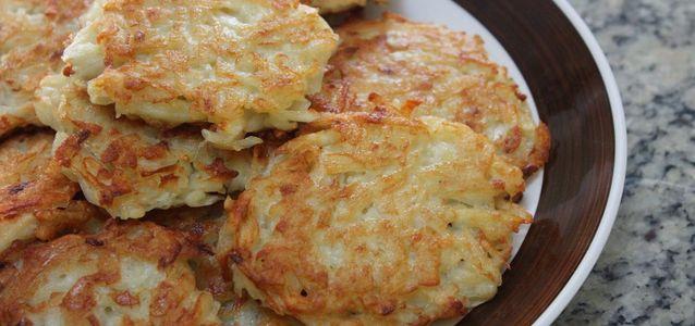 драники на сковороде из картошки