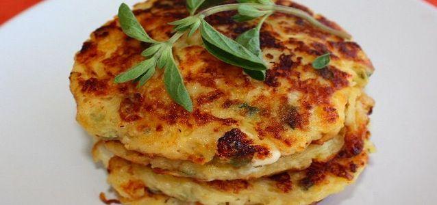 драники с мясом рецепт