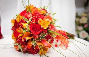 Букеты цветов на 1 сентября