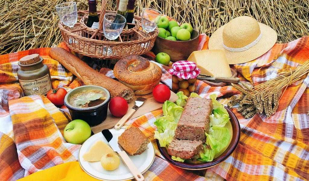 Рецепты еды чтобы взять на пикник