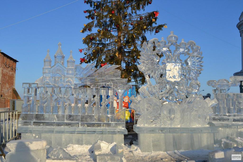 Новогодние елки для детей 2016 Нижний Новгород