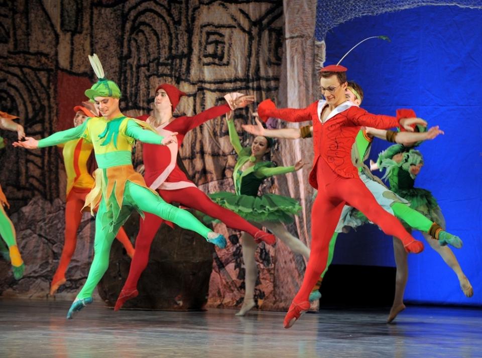 Новогодние представления для детей 2016 Краснодар