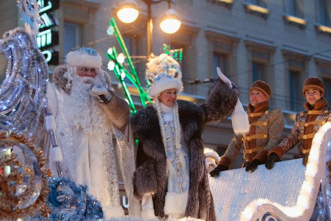 Новогодние представления для детей 2016 Санкт-Петербург