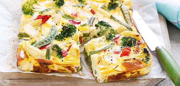 Фриттата - традиционные итальянские рецепты