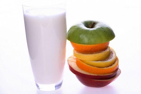 Диета Молочно Фруктовая. Молочно-фруктовая диета — меню