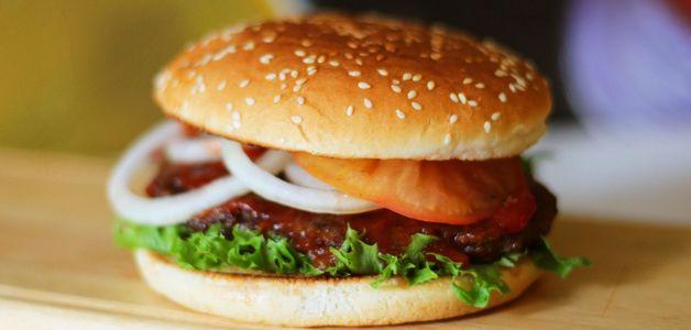 гамбургер как в макдональдсе