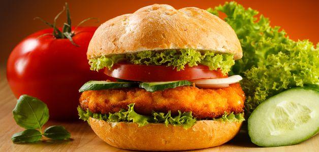 Как сделать дома гамбургер как в макдональдсе 166