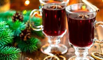 Глинтвейн в домашних условиях – рецепты горячего напитка