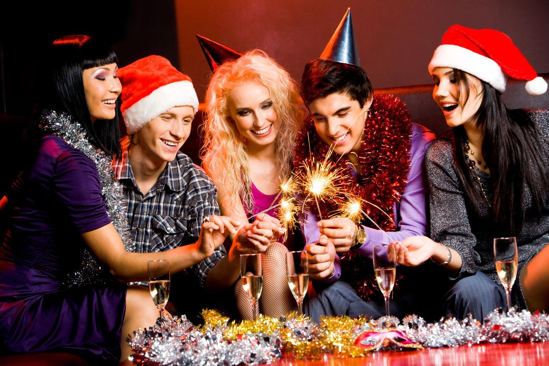 Как весело встретить Новый год
