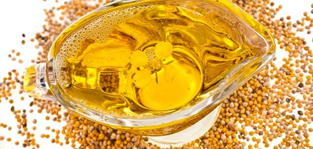 Горчичное масло польза