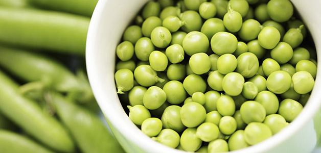 Полезные свойства зеленого горошка
