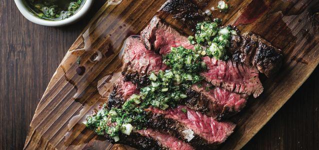 Мраморная говядина Мираторг цена отзывы как приготовить