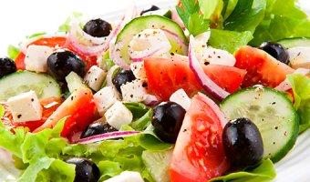 Греческий салат: 4 вкусных рецепта