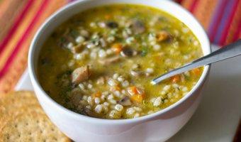 Гречневый суп – рецепты полезного первого блюда