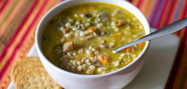 Гречневый суп - рецепты полезного первого блюда