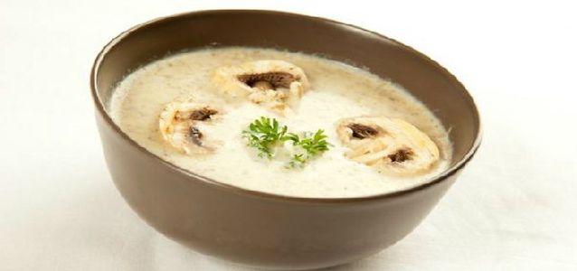 грибной суп-пюре рецепт