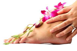 Грибок ногтей на ногах народные средства