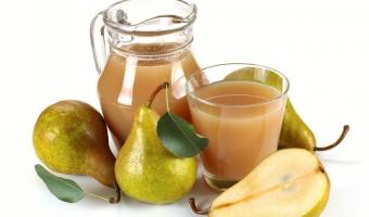 Грушевый сок – польза и полезные свойства грушевого сока