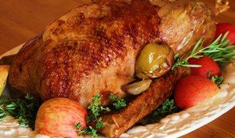 Гусь в духовке – вкусные рецепты