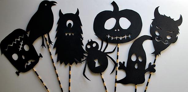 Как украсить комнату на хэллоуин