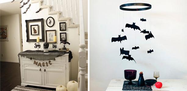 Как украсить на хэллоуин