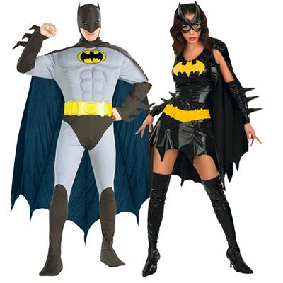 Кстюмы на хэллоуин для пары