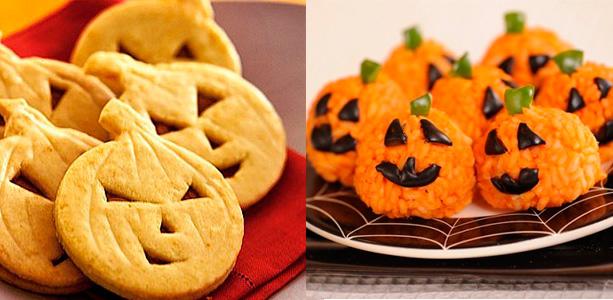 Страшные блюда на хэллоуин
