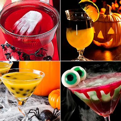 Еда на хэллоуин