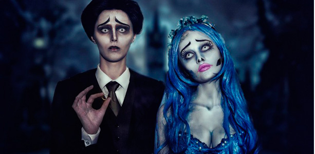 Хэллоуин атрибуты