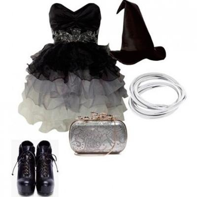 Невеста на хэллоуин