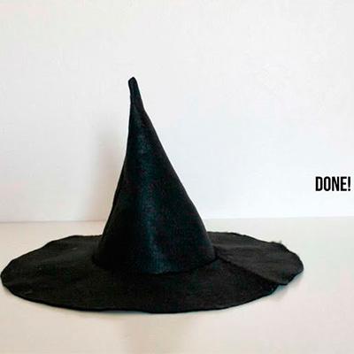 Как сделать костюм на хэллоуин