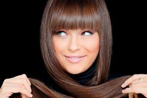 Окраска волос басмой