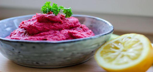 классический рецепт хумуса