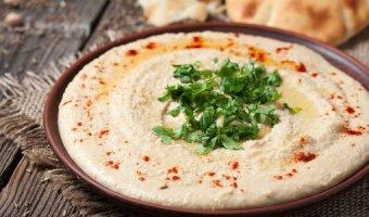 Хумус в домашних условиях – простые рецепты