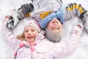 Игры зимой на свежем воздухе