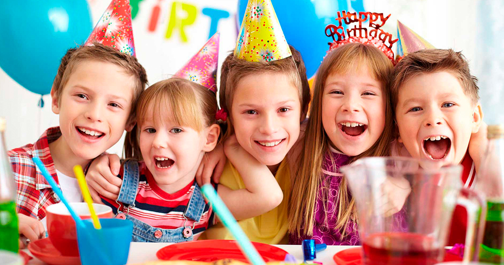 Игры на дне рождения ребенка 5 лет