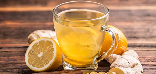 Чай с имбирем для детей