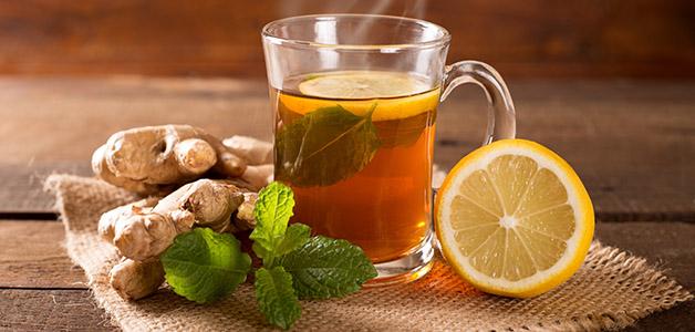 Имбирный чай – 5 рецептов для иммунитета