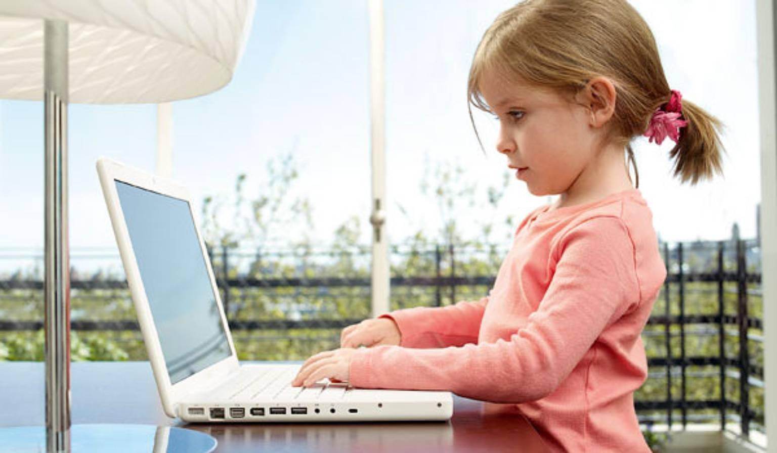 Польза интернета для детей