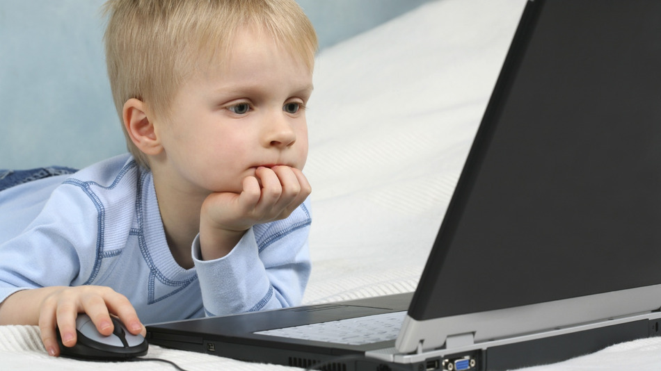 Вред интернета для детей