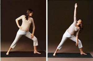 Упражнение йоги-техника