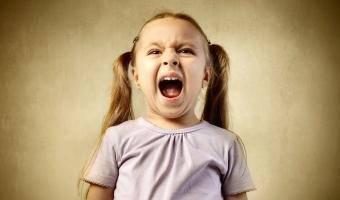 Как бороться с детскими истериками